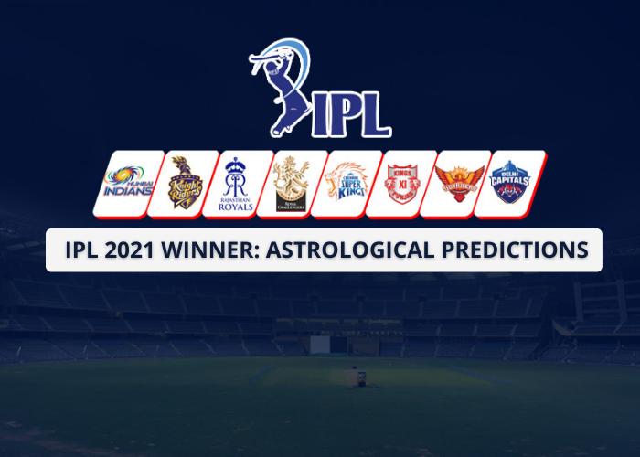 IPL match 2021 prediction astrology